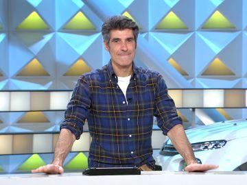 El divertido pique de Jorge Fernández con Pedro Sánchez en 'La ruleta de la suerte'