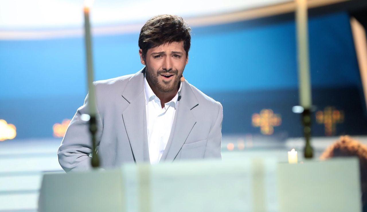 Jorge González vibra como Pablo López en 'Lo saben mis zapatos'
