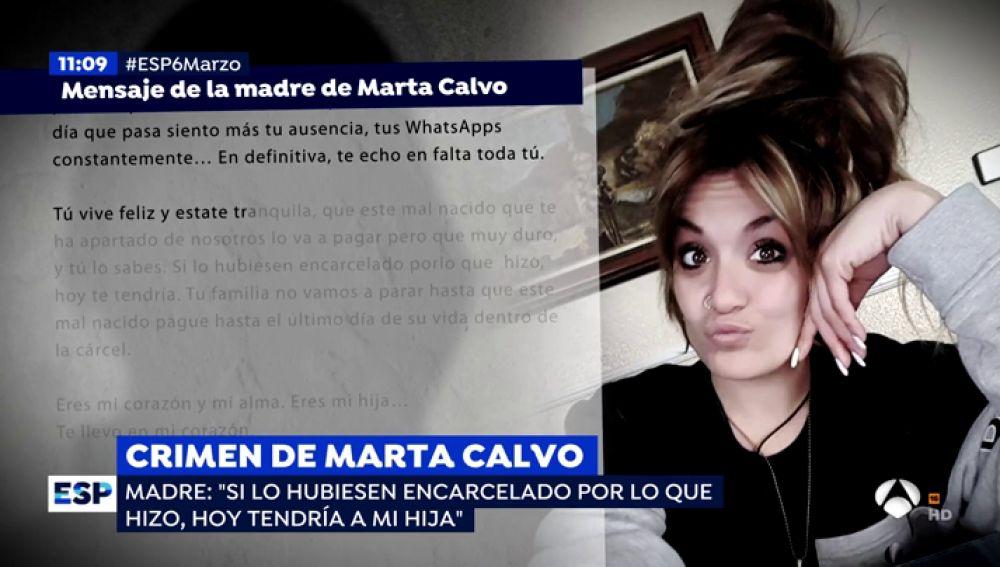 Crimen Marta Calvo