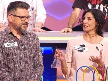 Susana y Alberto, de 'Los caligaris', cuentan cómo ha sido su experiencia en '¡Boom!'