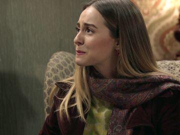 Luisita se reivindica contra su padre por defender sus sentimientos hacia Sebas