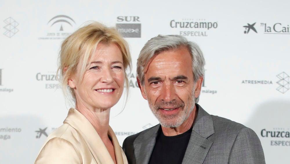 Ana Duato e Inmanol Arias