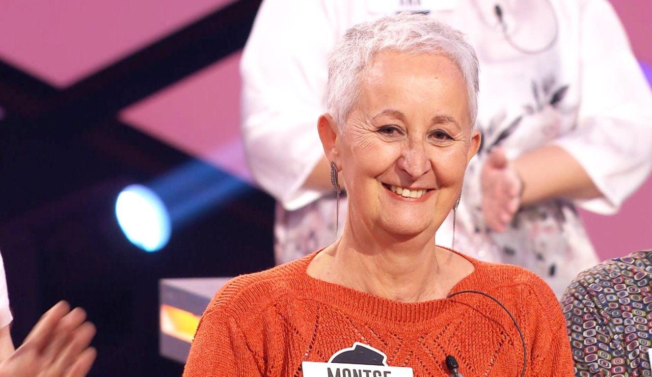 Montse y Juanra Bonet recuerdan a Constantino Romero y 'El tiempo es oro' en 'La liga de los millonarios'