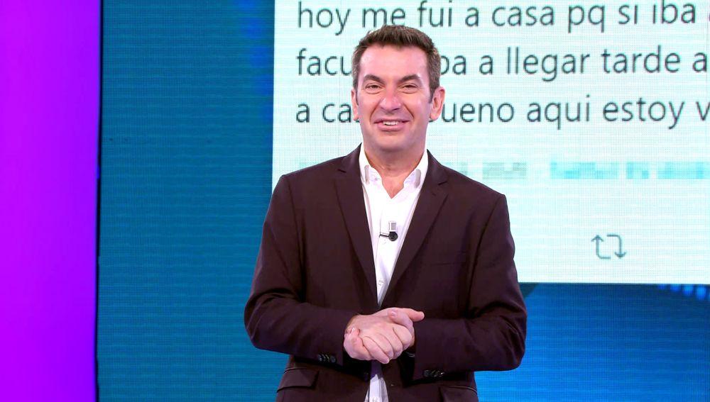 """Arturo Valls: """"El mundo se ve mejor después de soltar lastre"""""""