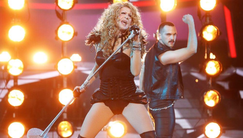 Mario Vaquerizo recuerda que 'Boys will be boys' como Paulina Rubio