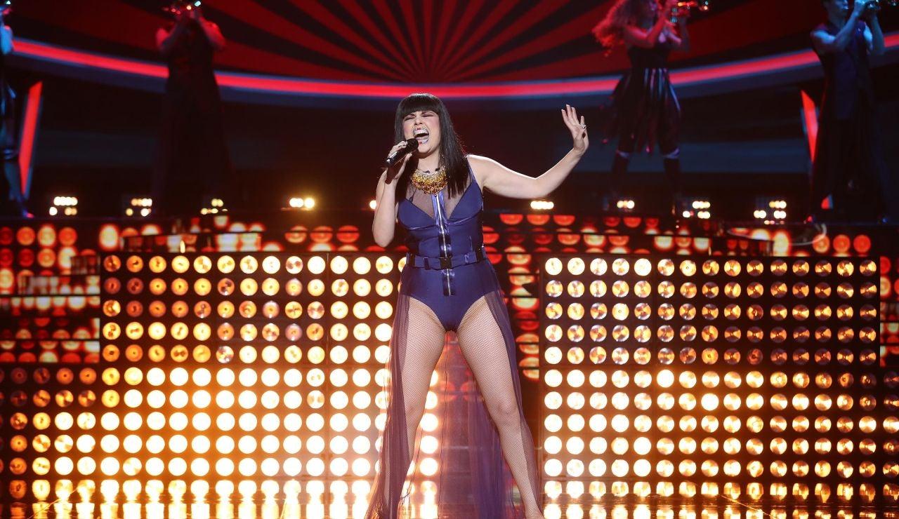 Cristina Ramos demuestra que 'Mamma knows best' como Jessie J
