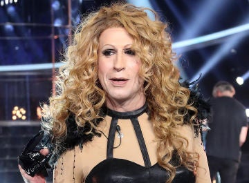Mario Vaquerizo se lleva la peor valoración como Paulina Rubio en 'Tu cara me suena'
