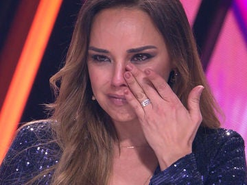 Chenoa, entre lágrimas, se sincera con Rocío Madrid tras su aplaudida imitación de Lady Gaga
