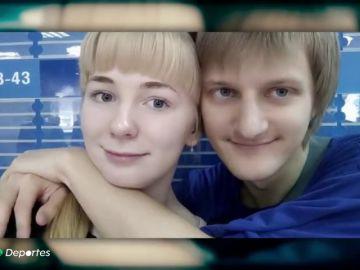 Los misterios que rodean a la trágica muerte del maestro de ajedrez y su novia, asfixiados con el gas de la risa