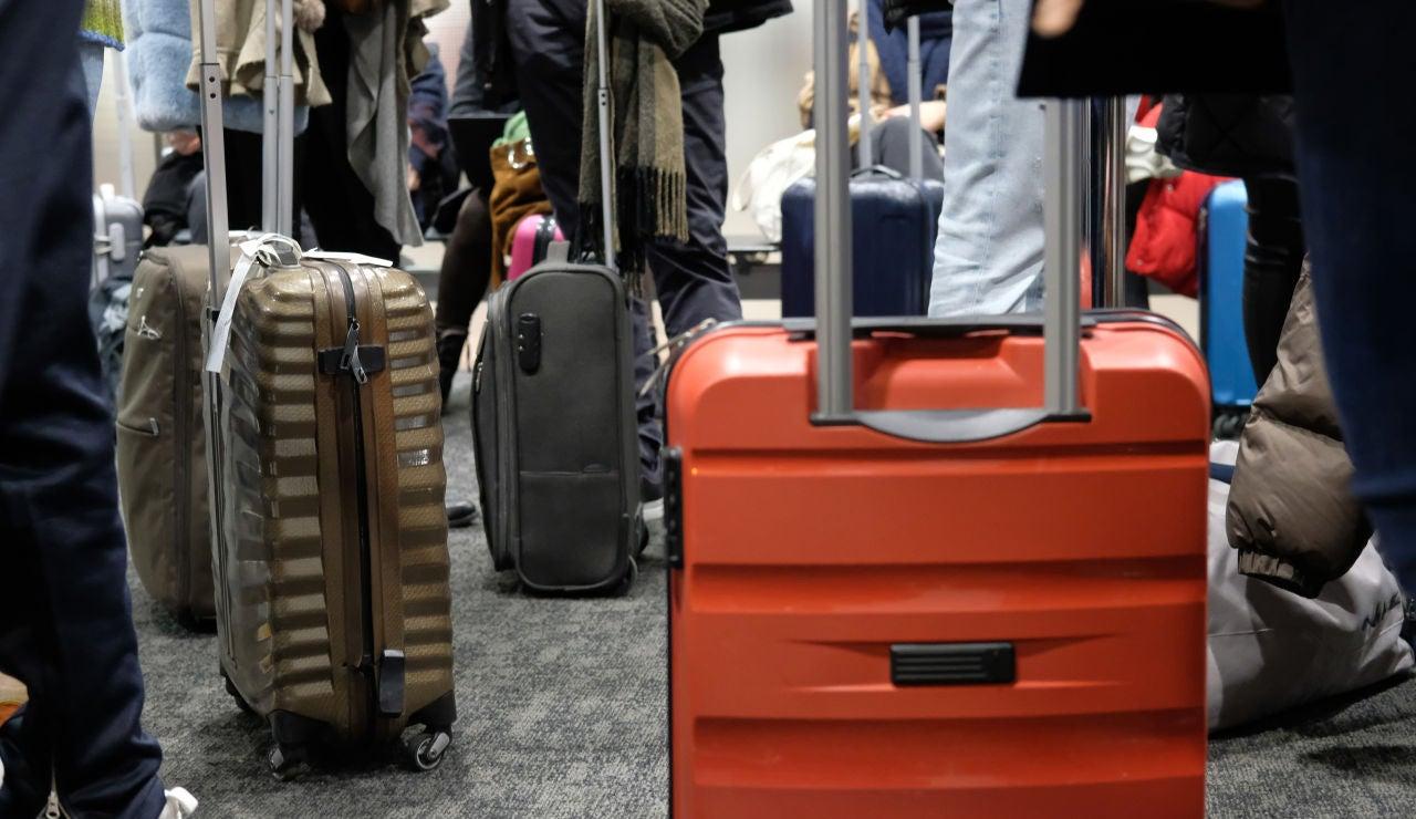 Maletas de viajes