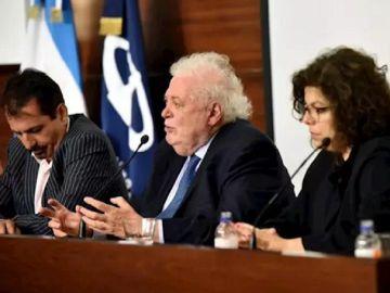 Imagen del ministro de Salud de Argentina, Ginés González García.