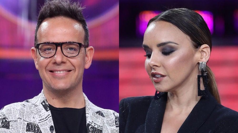 Chenoa y Ángel Llàcer, jurado de 'Tu cara me suena'