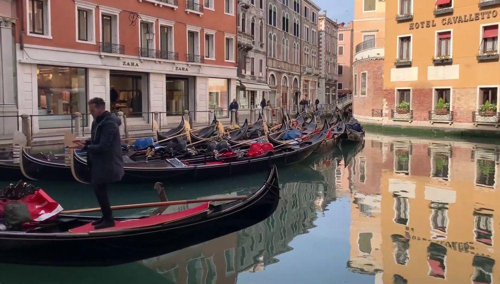 Venecia desierta