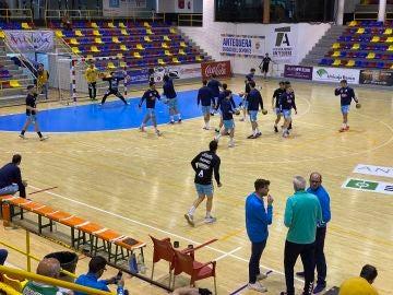 Imagen del Trops Málaga Balonmano