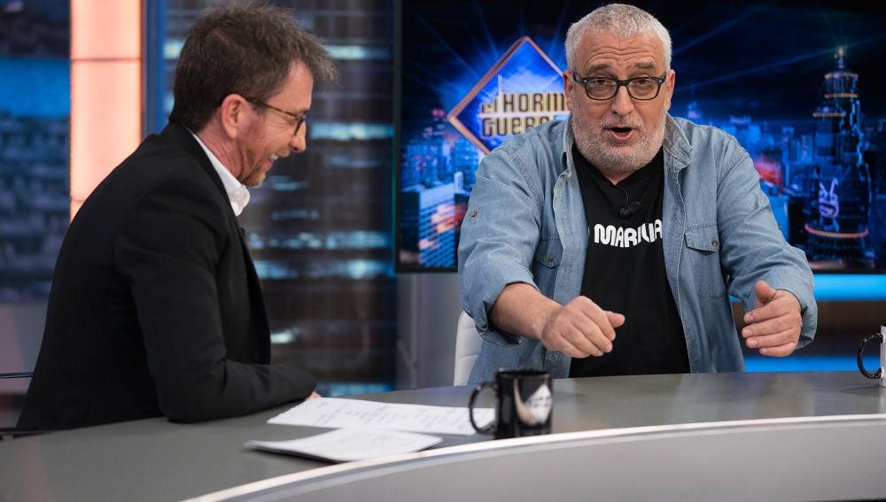 """Leo Harlem desata las risas en 'El Hormiguero 3.0' hablando de su entrenador personal, de deporte y de dietas: """"Está sobrevalorado"""""""