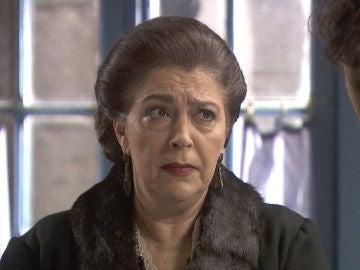 Francisca, completamente rota por la frágil salud de Raimundo