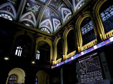 La Bolsa de Madrid marca su récord en noviembre