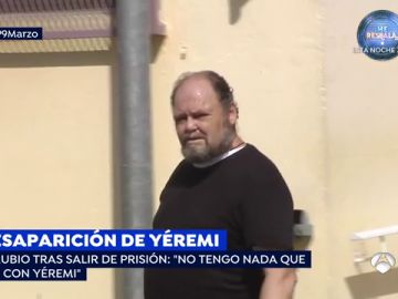 Desaparición de Yéremy