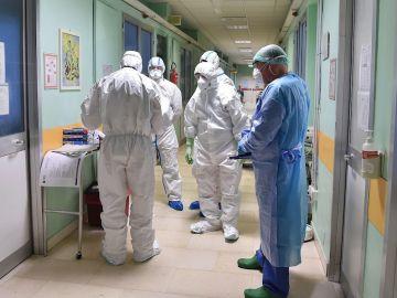 Médicos en Italia