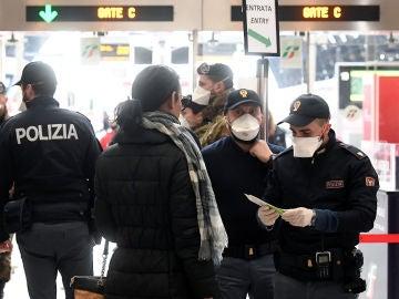 ¿Qué medidas ha tomado Italia para para los contagios de coronavirus?