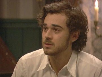 La triste y dura conversación a solas de Matías con Raimundo