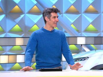 Jorge Fernández abre un peculiar y controvertido debate en 'La ruleta de la suerte'