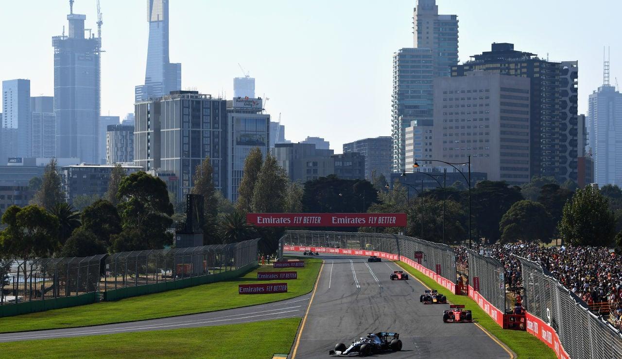 Circuito de Albert Park, Melbourne
