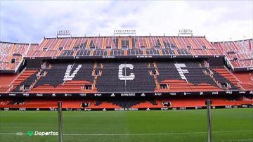 Todos los eventos y competiciones deportivas en España se jugarán a puerta cerrada hasta abril