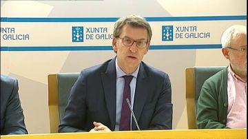 Alberto Núñez Feijóo abre la puerta a aplazar las elecciones autonómicas en Galicia