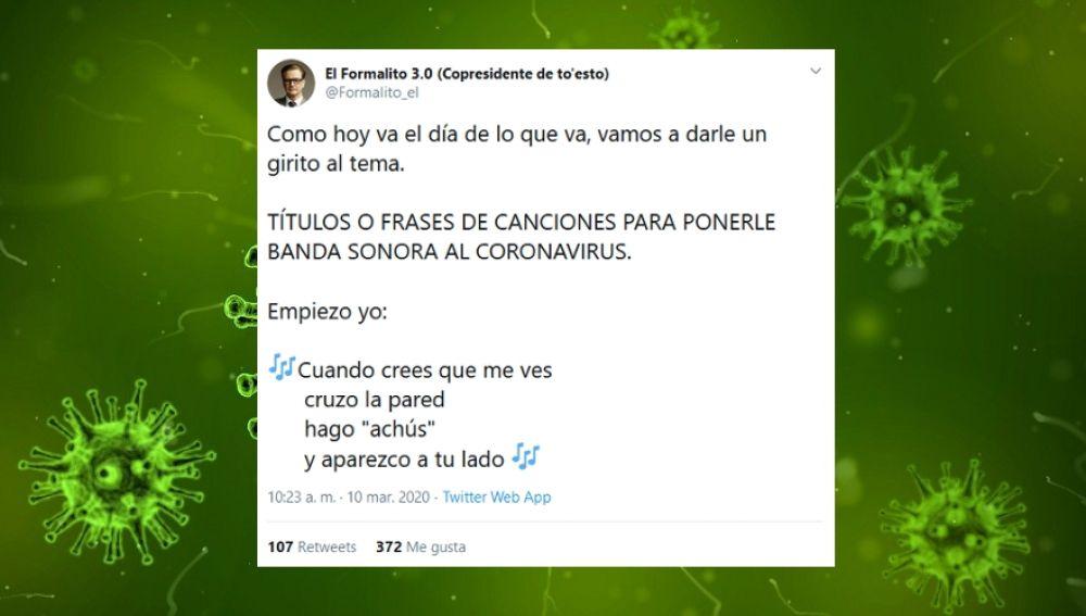 Tuit de @formalito_el