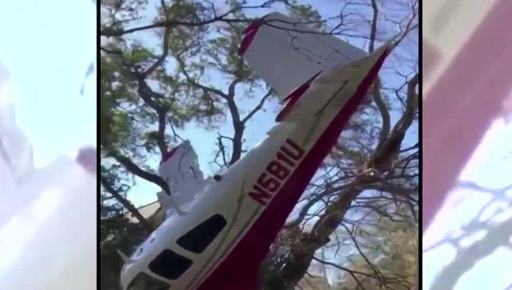 Accidente de Avioneta Florida