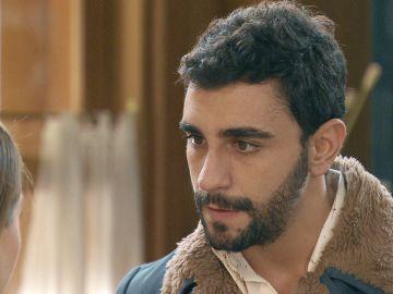Sebas le cuenta toda la verdad a Luisita sobre la amenaza de Marcelino