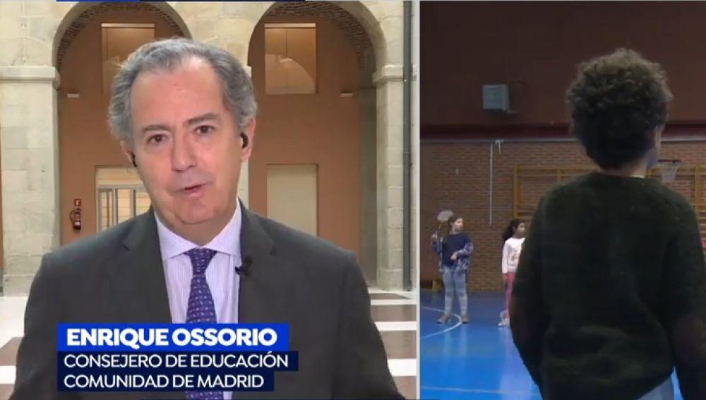 Entrevista con el Consejero de Educación
