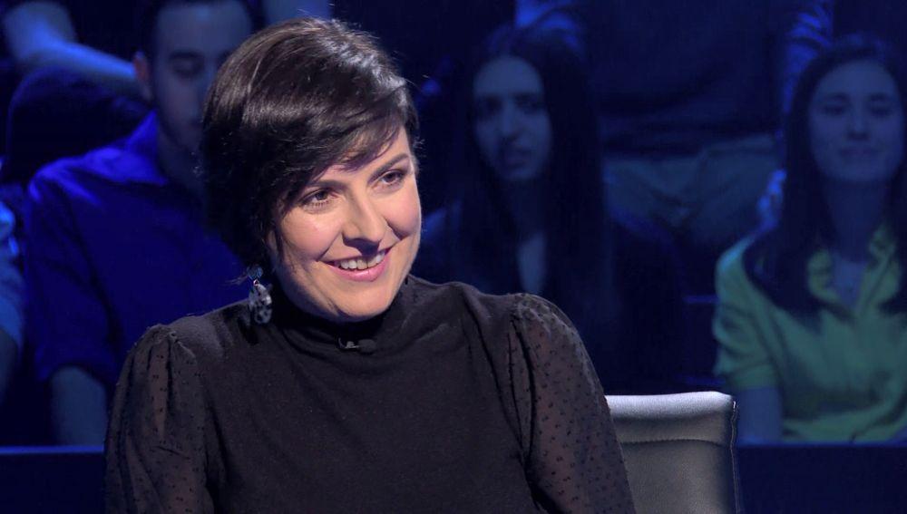 Tan útil como saber la respuesta: Lidia Fernández recibe su mejor ayuda en '¿Quién quiere ser millonario?'