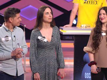 El incómodo momento en el equipo 'Chamanes' cuando Juanra Bonet les pregunta su relación en '¡Boom!'