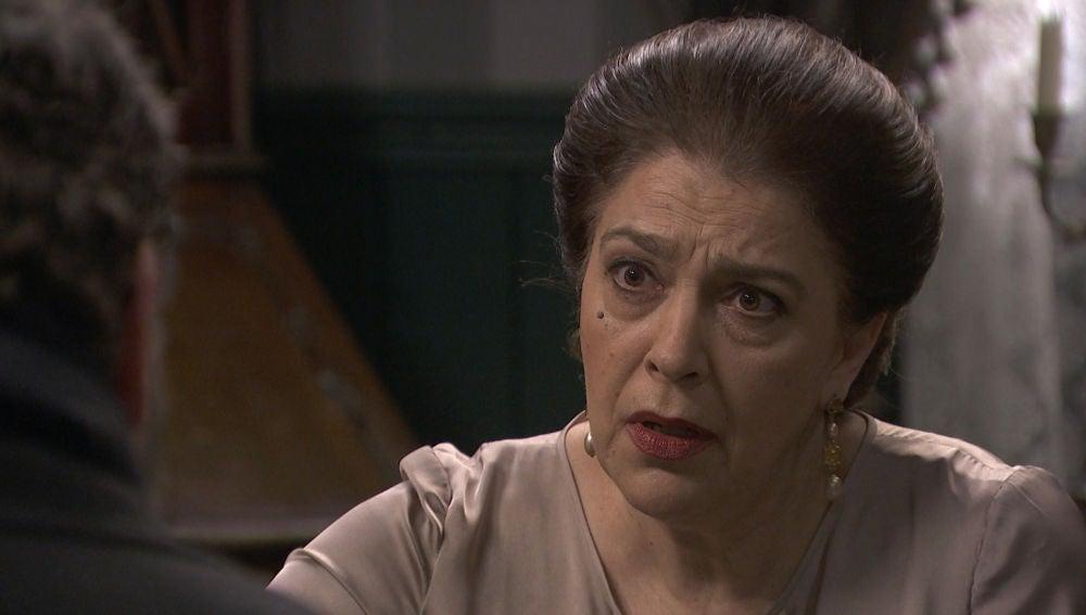 La peligrosa y definitiva petición de Francisca a Mauricio