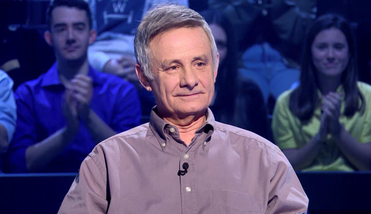 ¿Lo predijeron Los Simpson? Así ha llegado Javier Ajo hasta los 50.000 euros en '¿Quién quiere ser millonario?'