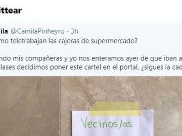 Twitter de @camilapinheyro