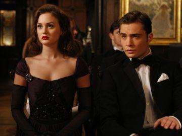 Chuck y Blair en 'Gossip Girl'