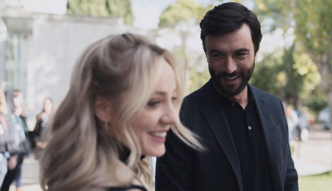 Laura y Xavier son los protagonistas de este thriller