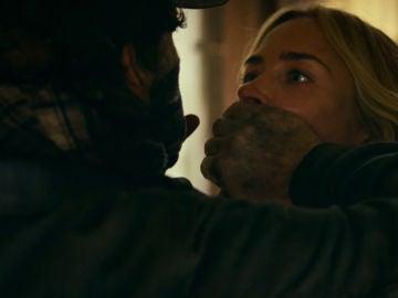 Cillian Murphy y Emily Blunt en 'Un lugar tranquilo 2'