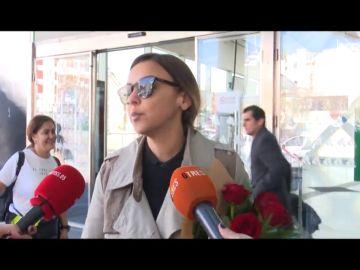 La preocupación de Chenoa por su prometido que es médico ante el coronavirus