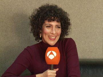 Rocío Madrid, al borde de un ataque de nervios tras desvelar que canta con Vanesa Martín en la décima gala