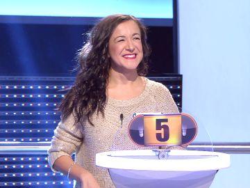La habilidad de una concursante que deja en jaque a Arturo Valls en '¡Ahora caigo!'