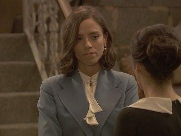 Marta regresa a Puente Viejo con una noticia inédita