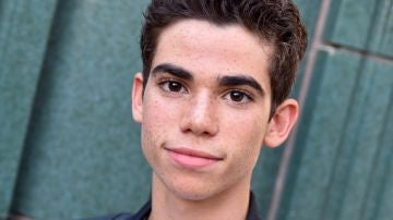 El actor Cameron Boyce