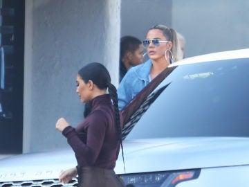 Kim Kardashian y Khloé Kardashian
