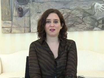 """Isabel Díaz Ayuso: """"Yo no sé cómo se cierra Madrid por el coronavirus. Es una decisión del Gobierno"""""""