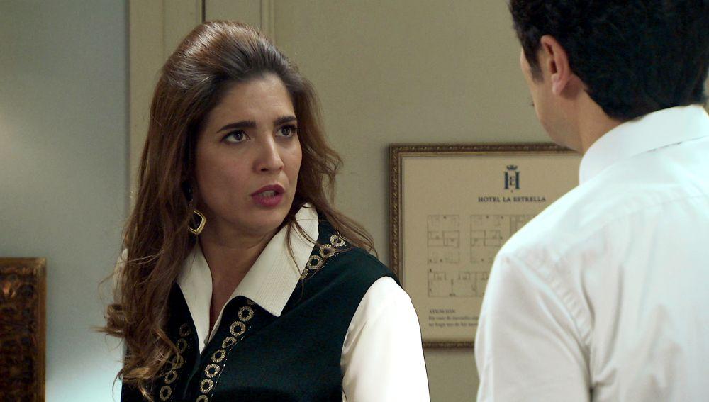 La cruel decisión de Armando que termina alejando a Irene