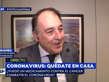 Lucha contra el coronavirus.
